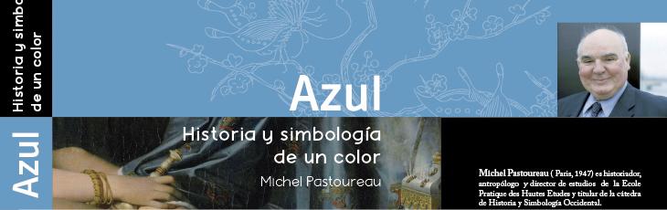 Azul de Michel Pastoureau