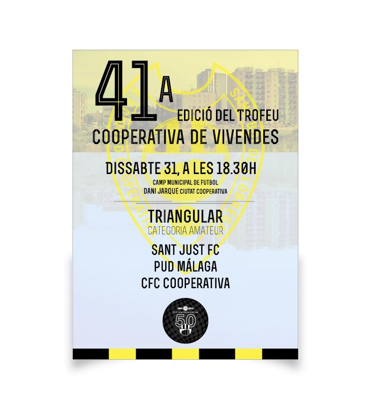 50 aniversario del CF Ciudad Cooperativa