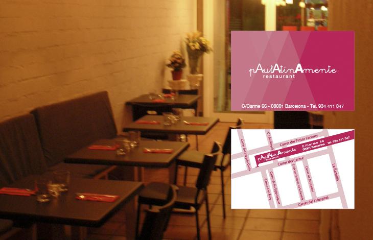 Imagen de Paulatinamente restaurant