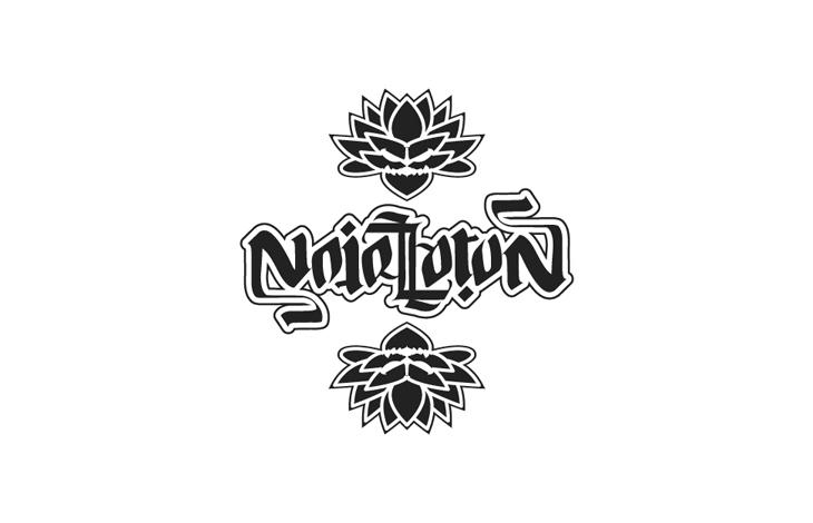 Ambigrama de Noir Lotus