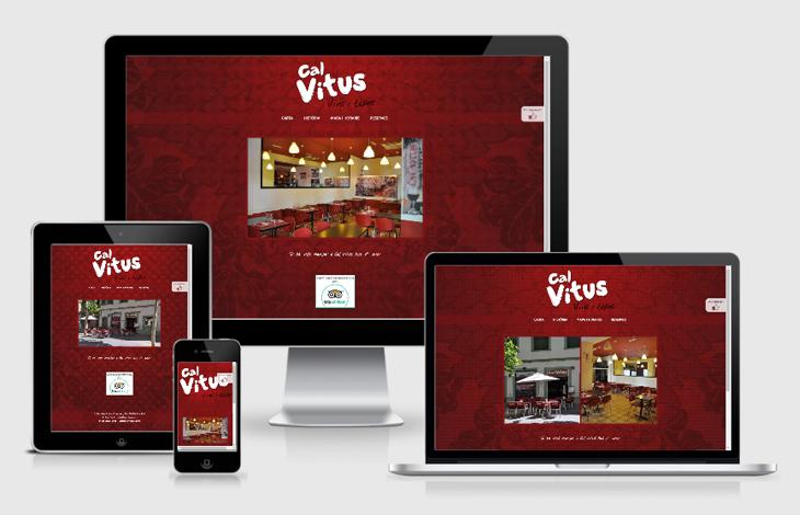 Web de Cal Vitus