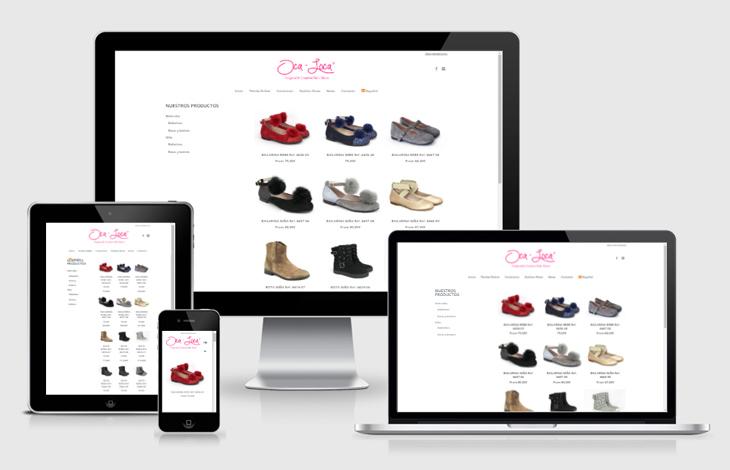 Tienda online de Oca-Loca